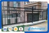 Cerca do balcão do ferro de molde para a cerca residencial/da segurança ferro feito