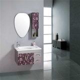 Gabinete de aço do Washbasin do banheiro da parede da alta qualidade
