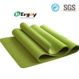 Esteira Non-Slip do esporte da ioga do exercício 10mm do curso da aptidão densamente