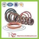 Pièces de moteur NBR, FKM, joint en huile hydraulique en caoutchouc silicone