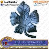 Bearbeitetes Eisen-Dekoration-Form-Stahl-Blätter