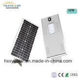 Уличный фонарь напольного света интегрированный солнечный СИД энергии Sun цены по прейскуранту завода-изготовителя