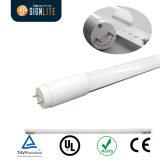 tubo di 120cm TUV/ETL Dlc T8 LED con la garanzia 5years