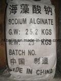 Alginate do sódio para aditivos de alimento
