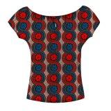 Il minimo di piccola quantità progetta i vestiti per il cliente africani delle donne di Ankara Kente del tessuto della cera
