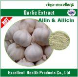 Extracto del ajo con Allin y Allicin