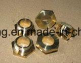 Alumínio do aço inoxidável, bronze, peças fazendo à máquina do CNC para o carro, motocicleta