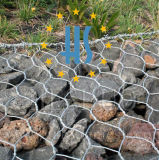 3mm Galfan Gabion Wire Box