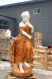 Verbindene Garten-Marmorskulptur-Statue