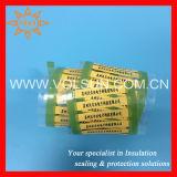 Douilles thermiques d'identification de câble de rétrécissement de la chaleur de transfert