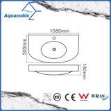 Nuevo lavabo de Polymarble del estilo de China