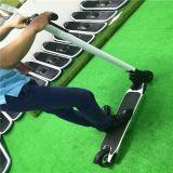 Samsung 건전지를 가진 백색 5inch Foldable 탄소 섬유 걷어차기 Scooter/E 자전거