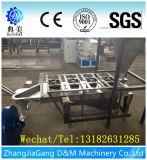 Máquina caliente de la granulación del PVC del plástico de la basura de la venta