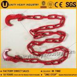 Цепь перехода/хлестать цепная/связывая цепь с крюком для причала