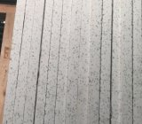 Pierre extérieure solide de quartz de la galaxie Kf-023 blanche pour la partie supérieure du comptoir de cuisine
