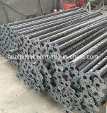 Andamio de acero galvanizado ajustable de la construcción