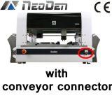 컨베이어 연결관 (Neoden 4)를 가진 비전 SMT PNP 기계장치