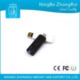 Fácil carreg a memória relativa à promoção de Commen da movimentação do flash do USB do Sell da parte superior do portador de dados do USB