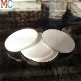 Disco de cerámica metalizado alúmina avanzado