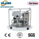 二重段階の真空の変圧器オイルの処置装置