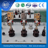тип аморфический трансформатор Полн-Запечатывания 10kv электропитания распределения сплава