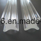 Glasprofil-Gefäß u. Rod
