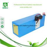 Batterie-Satz des Dreieck-48V 1000W Lithiium für elektrischen Fahrrad-Installationssatz
