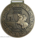 Ribbonのカスタマイズされた3D All Star Event Horse Medal