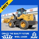 Mini cargador agrícola certificado Ce 2tons Zl33 de la rueda