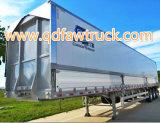 최신 판매! 13 - 14.6M 알루미늄 날개 열려있는 밴 Trailer