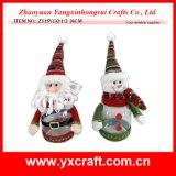Choc de Noël de cadeau de réveillon de Noël de la décoration de Noël (ZY15Y132-1-2)