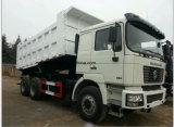 De Vrachtwagen van de Stortplaats van de Kipper van Delong F2000 van Shacman