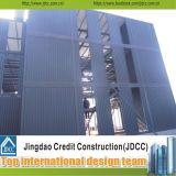 Edificio prefabricado llano multi fuerte de la construcción rápida