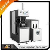 Machine de soufflement de moulage de bouteille semi automatique d'animal familier de machine de bouteille d'eau