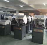 Scherpe Machine van de Steekproef van de Precisie van het Type van vloer de Hand Metallographic