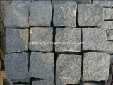 G654 Dark Grey Granite Paving Stone / Cobble Stone / Cubestone