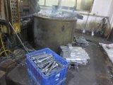 Pieza de aluminio de Zamak