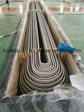 Tubo senza giunte dell'acciaio inossidabile di ASME SA789 S32750/S31803 (scambiatore di calore e della caldaia)