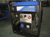Gerador de soldagem a diesel silencioso de 5kw com aprovação Ce / CIQ / ISO / Soncap
