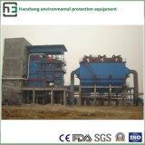 Traitement de flux d'air de four de Collecteur-Admission de la poussière de cartel (sac et électrostatique)