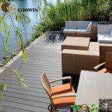 Barato impermeable del entarimado WPC terrazas