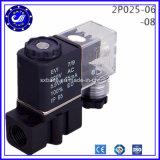 Сразу действующий пластичный пневматический 3 клапан соленоида полива 12V дюйма для цены воды