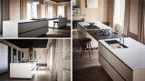 Cabinas de cocina modulares de la laca
