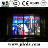 Visualizzazione di LED dell'interno trasparente di vetro P7.5-8 per fare pubblicità