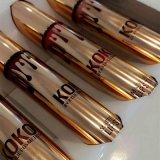 最も新しいKylie Koko Kollectionのリップキットの金パッケージの無光沢の液体の口紅一定4PCS/Set
