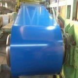 La bobina de acero prepintada/el color cubrió la bobina de acero en acero galvanizado