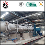 Carbón activado nuevo diseño que hace la máquina del grupo de Shandong Guanbaolin