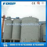 силосохранилище гальванизированное 12500t стальное для хранения зерна