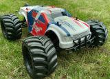 2.4GHz Hochgeschwindigkeits-RC vorbildliches Auto mit Batterie (1: 10)