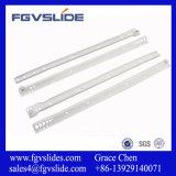 Glissière en nylon télescopique de tiroir de roue de Fgv de qualité fabriquée en Chine